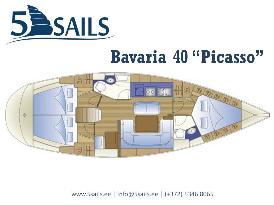 Bavaria 40 Picasso plan_preview
